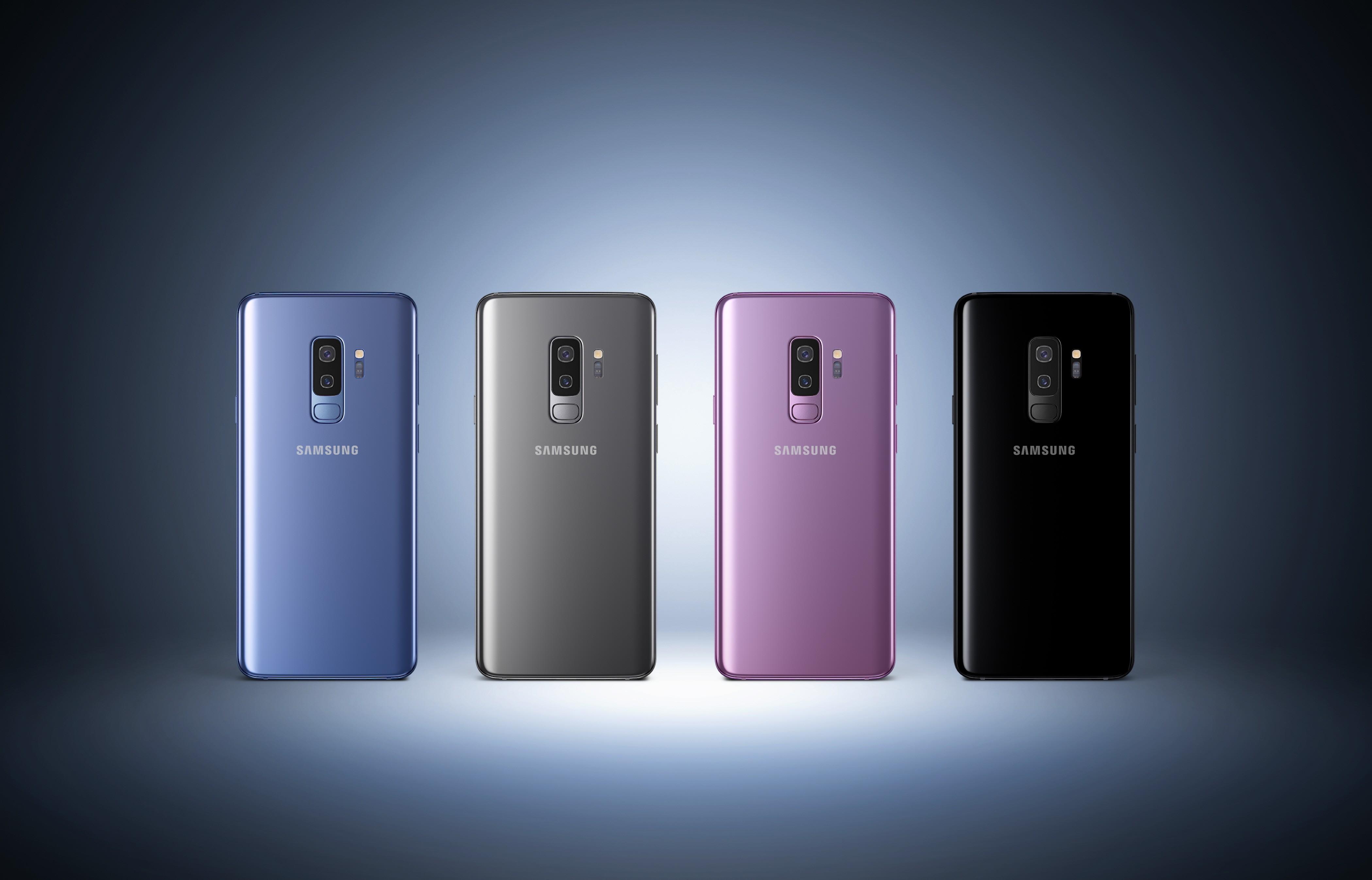 Samsung Galaxy S9 dan S9+ Menjadi Produk Flagship