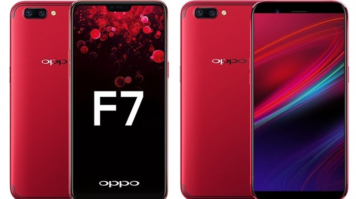 April 2018 Ada OPPO F7 dengan Layar Berponi