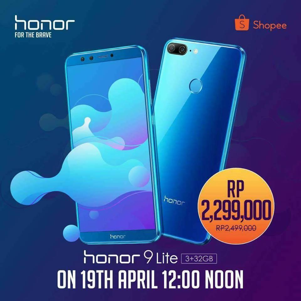 Honor 9 Lite Flash Sale