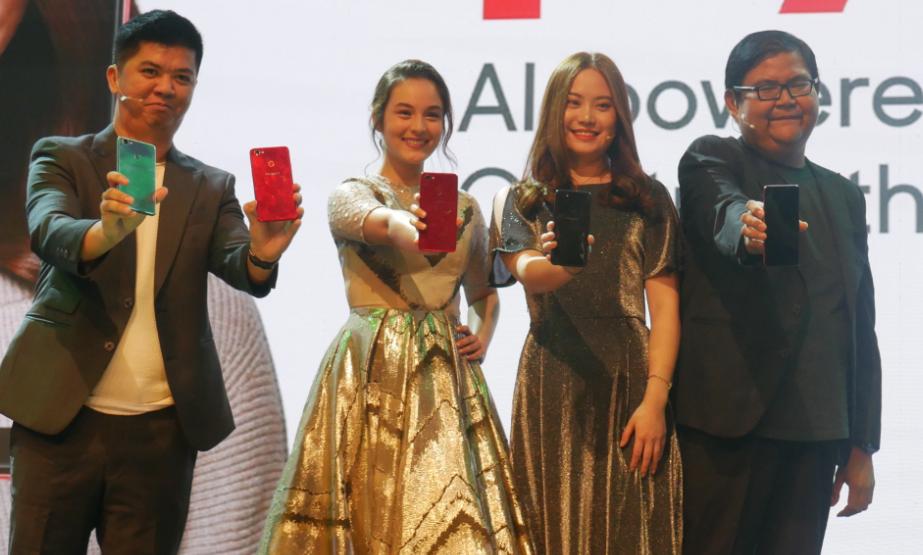 OPPO F7 Resmi Diluncurkan Di Indonesia