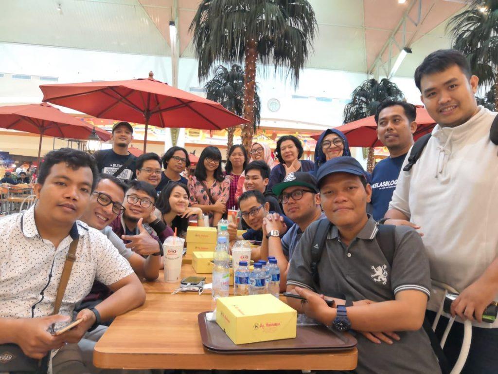 Peluncuran Hippo Prime - Bersama Para Blogger