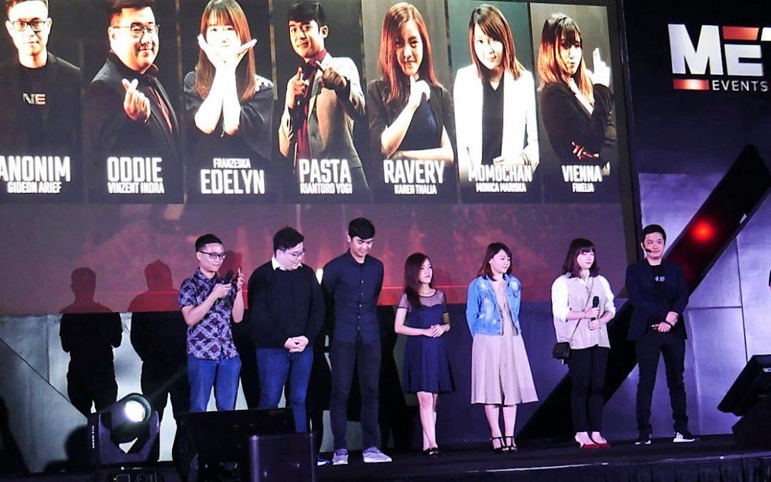 Dukungan Mineski Untuk Gamer Indonesia