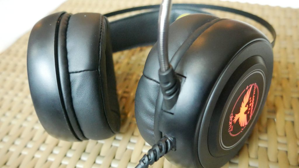 Headset Gaming Armaggeddon Atom 7
