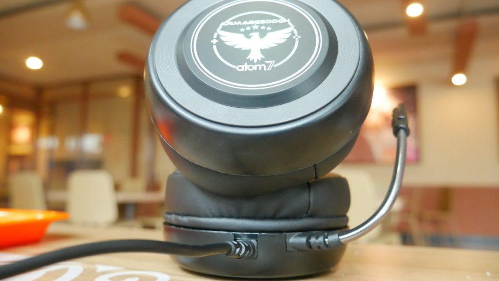 Headset Gaming Armaggeddon Atom 7