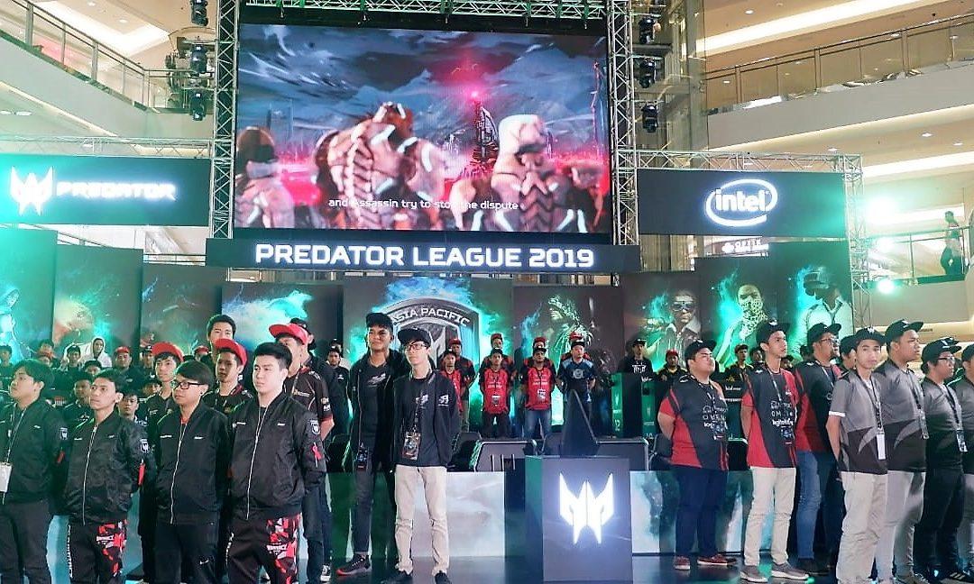 e-sport Turnamen Predator League 2019